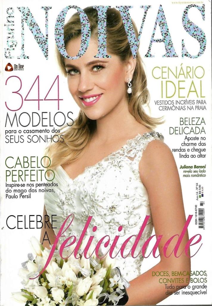 Celia Bem-Casados - Revista NOIVAS