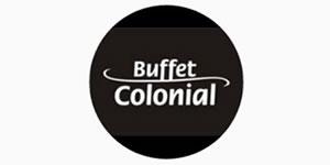 Buffet Colonial - parceiros Celia Bem Casados